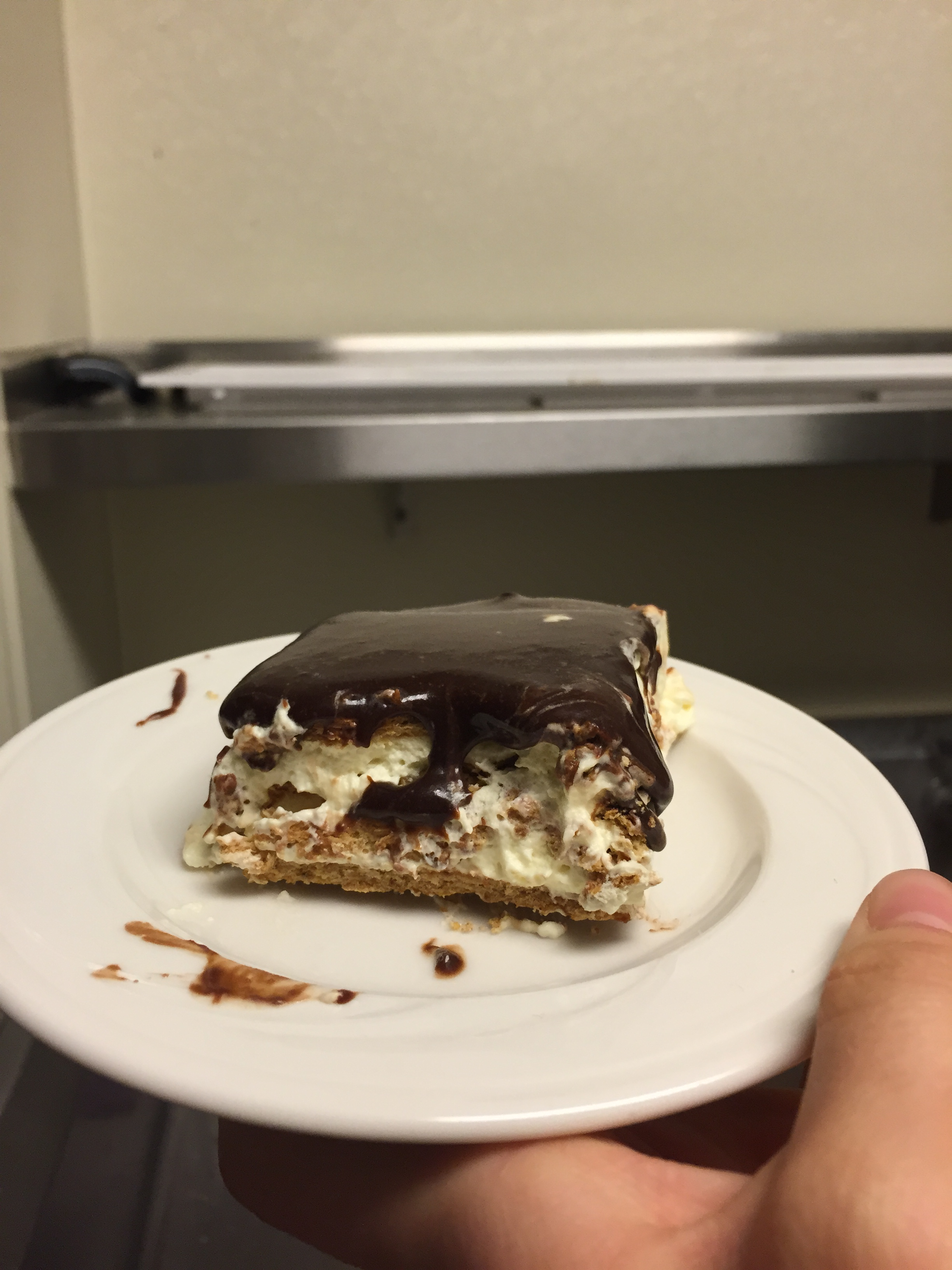 Chocolate Eclaire