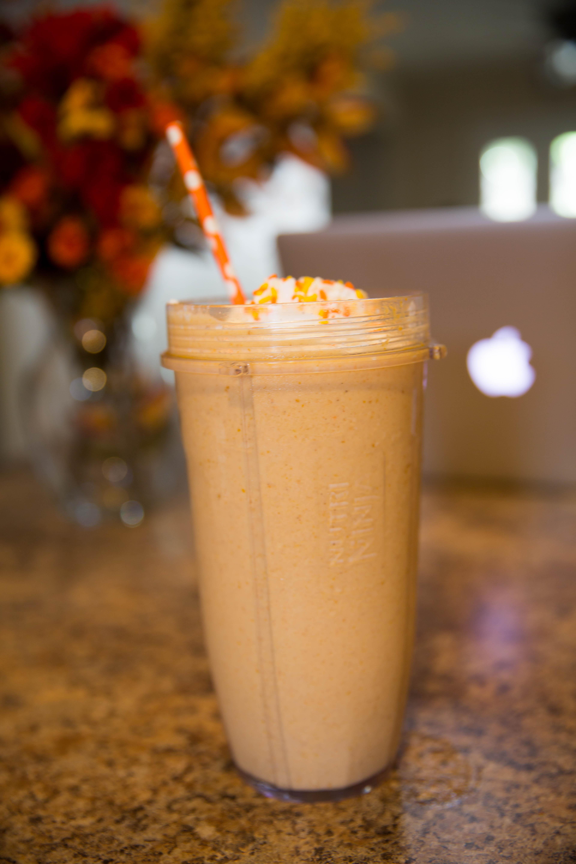 Butternut Squash Milkshake