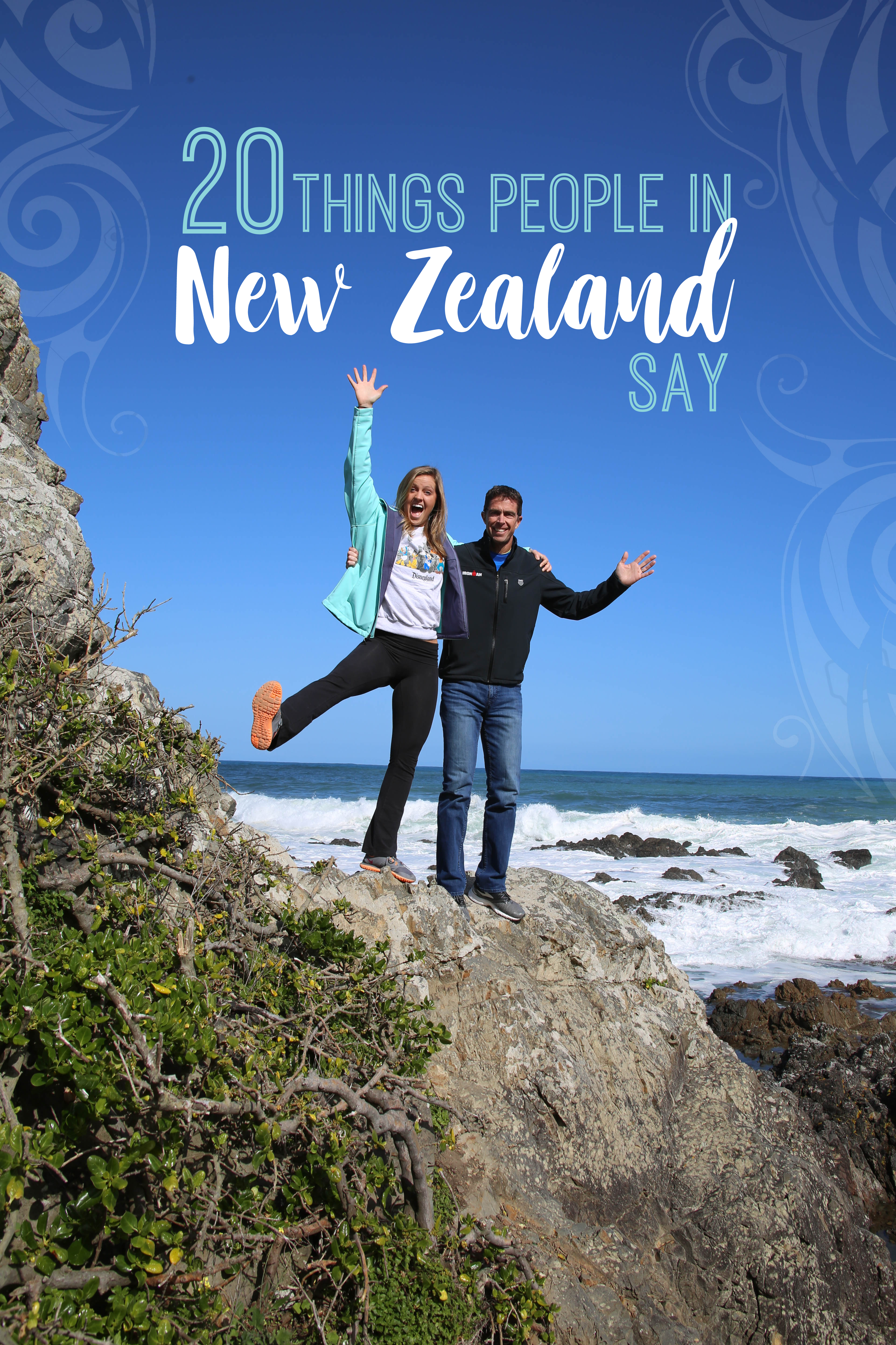 20 things people from New Zealand say