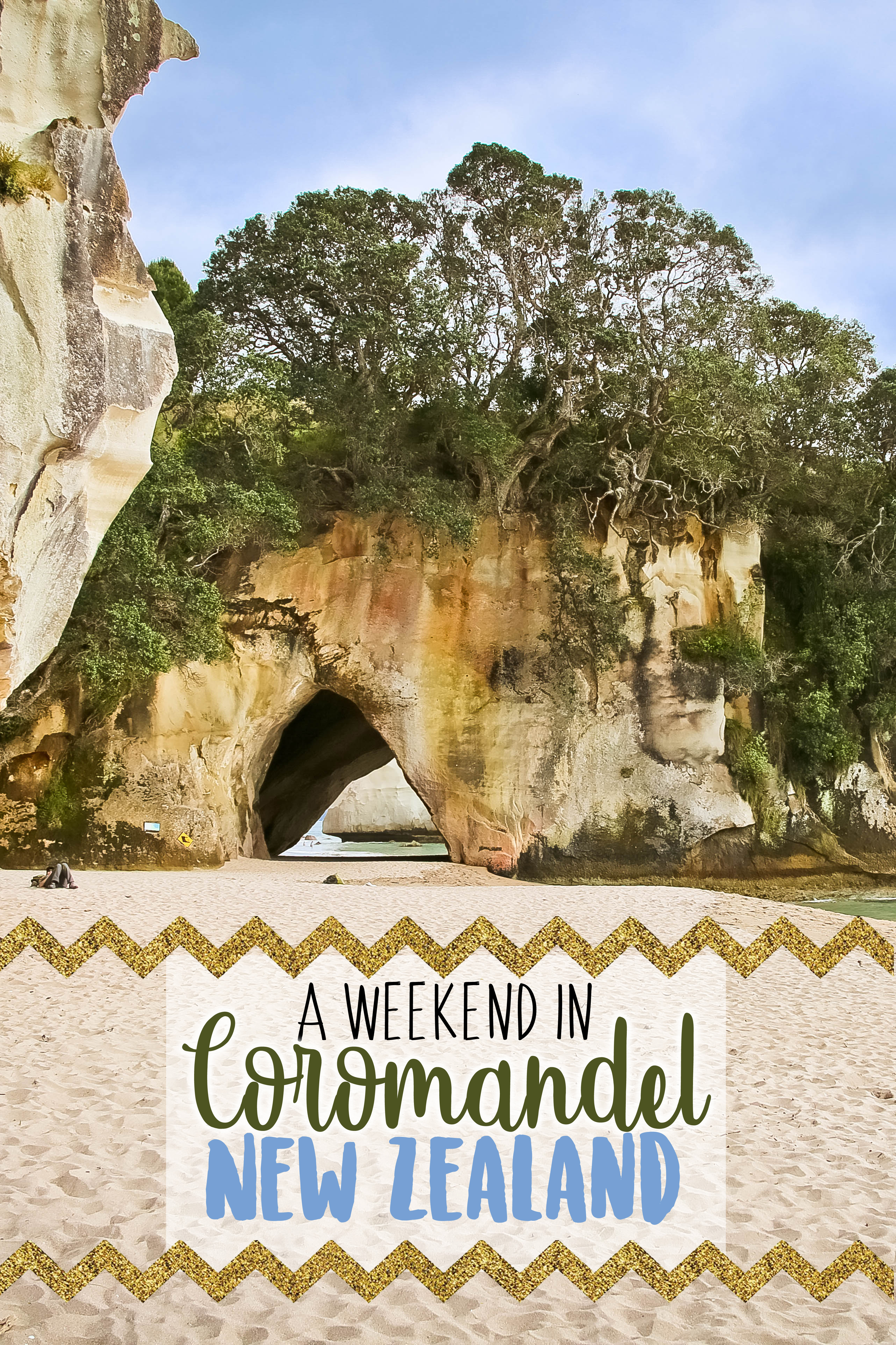 A Weekend in Coromandel, New Zealand