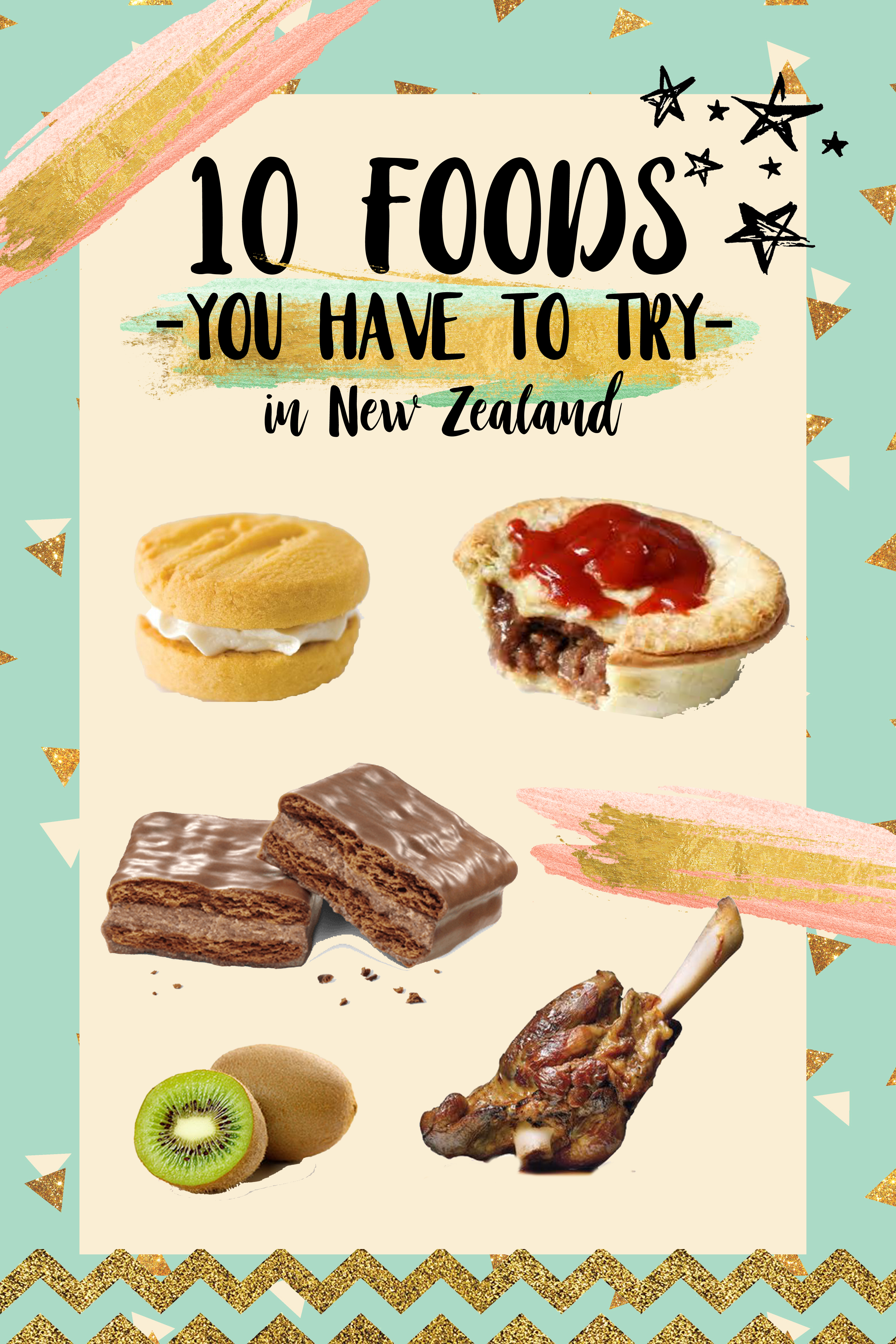 10 foods you have to try in New Zealand
