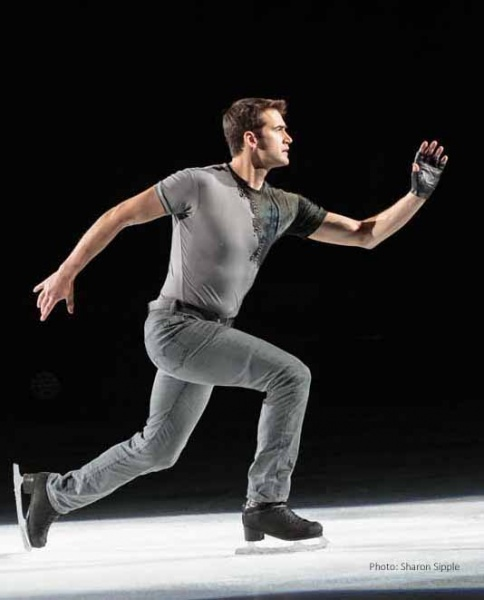 Q&A with US National Champion Figure Skater, Ryan Bradley