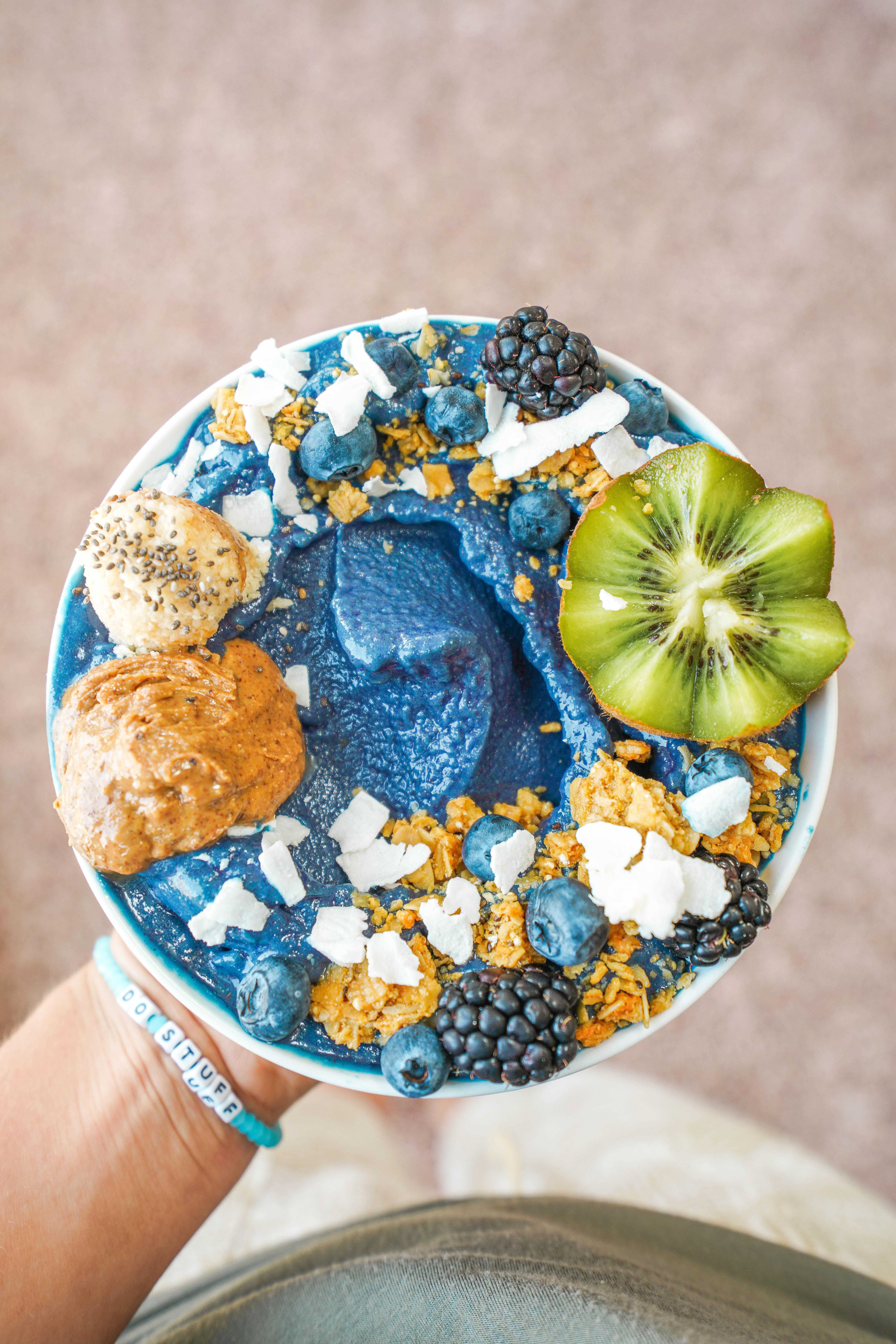 Blue Acai Bowl